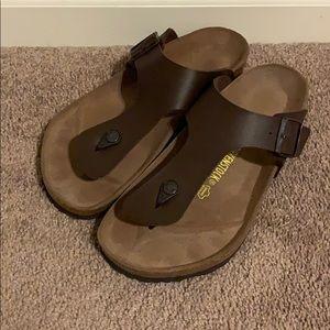 Brand New Birkenstock gladiator style sandals